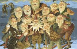 La birra dei folletti di Babbo Natale