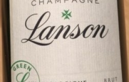 Lanson Champagne Green Label