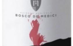 Lavarubra lacryma christi del vesuvio rosso bosco de medici vino rosso campania