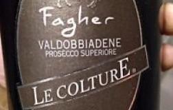 le colture fagher valdobbiadene prosecco superiore brut vino spumante veneto
