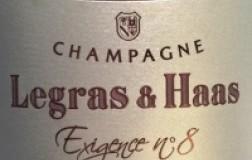 Legras & Haas Champange Vielles Vignes Grand Cru Exigence n.8