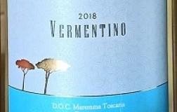 Tenuta Fertuna Maremma Toscana Vermentino 2018