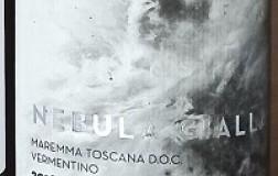Poggio Cagnano Maremma Toscana Vermentino Nebula Gialla 2018