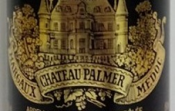Chateau Palmer Margaux Troisieme Grand Cru Classe 1999