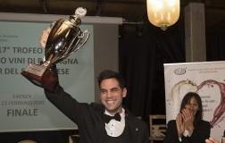 Davide D'Alterio vincitore Master Ais Sangiovese 2020
