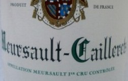 Meursault Cailleret 1er Cru 2005 Coche Dury