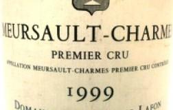 Meursault Charmes 1er Cru 2002 Domaine Comte Lafon