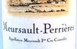 Meursault Perrières 1er Cru Domain Roulot