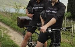 Mille km in tandem per il Kalterersee