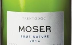 Moser Trentodoc Brut Nature 2014