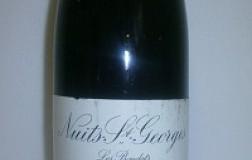Nuits Saint Georges 1er Cru Les Boudots 2002 Domaine Leroy