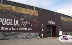 Padiglione Puglia al Vinitaly
