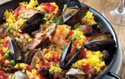 Paella ai frutti di mare e crostacei Ricetta Doctorwine di Katiuscia Rotoloni
