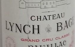 Pauillac Cinquième Grand Cru Classé 2001 Château Linch Bages