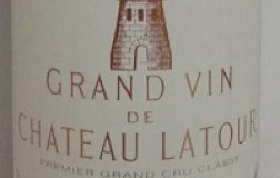 Chateau Latour Pauillac Premier Grand Cru Classé 1998
