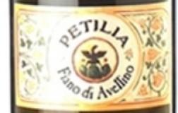 Petilia Fiano di Avellino vino bianco Campania