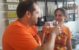 Piazza delle Erbe, la birra aromatica di Ofelia