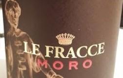 Le Fracce Oltrepò Pavese Pinot Nero Moro vino rosso Lombardia