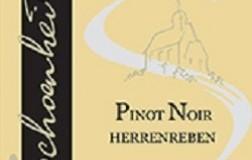 Schoenheitz Vin d'Alsace Pinot Noir Herrenreben vino rosso Alsazia