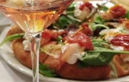 Pizza e Chiaretto binomio perfetto