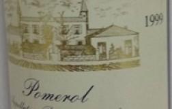 Pomerol Chateau Clinet 1999