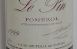 Chateau Le Pin Pomerol 1999