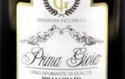 Masseria Piccirillo Prima Gioia Spumante Brut Millesimato