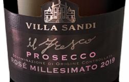 Villa Sandi Prosecco Rosé Il Fresco Brut 2019