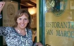 Ristorante San Marco Canelli chef Mariuccia Ferrero