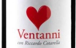 San Patrignano Romagna Sangiovese Superiore Ventanni con Riccardo Cotarella 2016