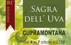 81 Sagra dell'uva di Cupramontana