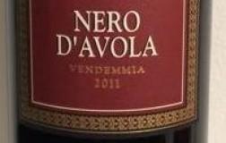 Morgante Sicilia Nero d'Avola 2016