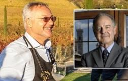 Silvio Jermann e Piero Antinori