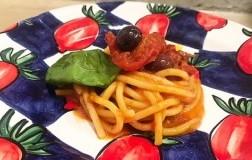 Spaghetti alla Puttanesca ricetta doctorwine
