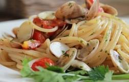 Spaghetti di Gragnano alle vongole veraci