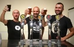 Chianti Brew Fighters La Serpe Birra Lager