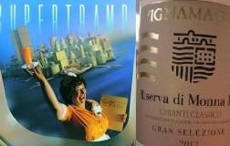 Supertrump Breakfast in America e ,Chianti Classico Gran Selezione Monna Lisa 2017 Vignamaggio