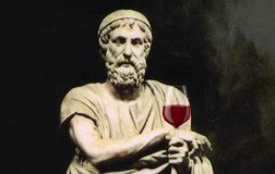 Telete di Meleto con calice di vino