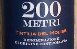 Tenimenti Grieco Tintilia del Molise 200 metri 2018