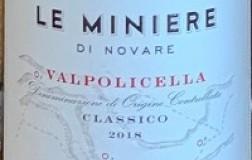 Bertani Valpolicella Classico Le Miniere di Novare 2018