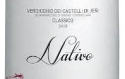 Monte Schiavo Verdicchio dei Castelli di Jesi Classico Nativo Tenute Pieralisi 2018