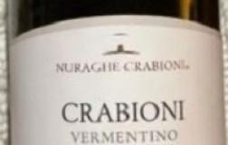 Nuraghe Crabioni Vermentino di Sardegna Crabioni 2019