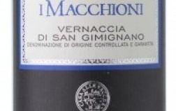 Casa alle Vacche Vernaccia di San Gimignano I Macchioni 2018