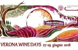 Verona Wine Days: per tre giorni Verona capitale del turismo del vino