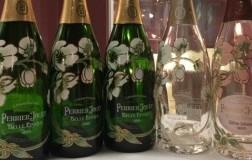 Belle Epoque Perrier-Jouët in una degustazione d'eccezione bottiglie