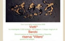 Vietti barolo riserva villero etichetta