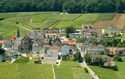 Champagne. Village de Monthelon.  Fototeca CIVC
