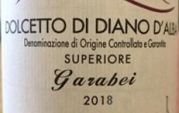 Giovanni Abrigo Dolcetto di Diano d'Alba Superiore Garabei 2018