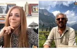 Adua Villa e Anselmo Guerrieri Gonzaga San Leonardo