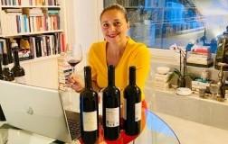 Antonella Amodio vini campani in quarantena